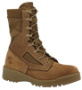 330 des st hot weather tan safety toe flight boot by belleville